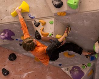 Prova på klättring – Vuxen