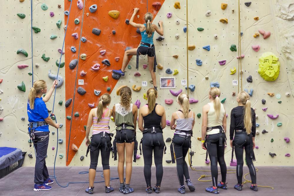 Börja klättra! Klättercentret i Malmö hjälper dig komma igång!