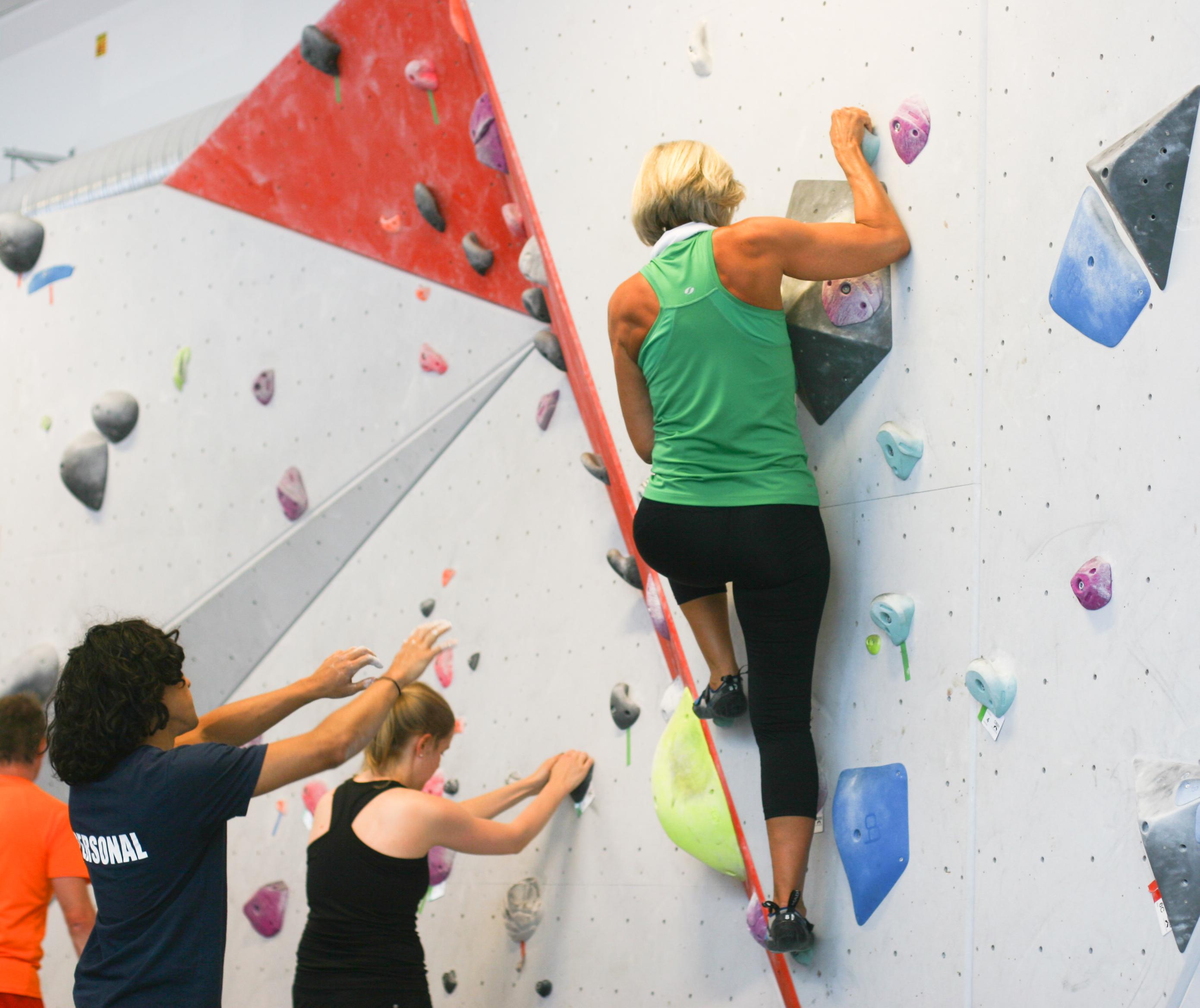 50 % på prova-på klättring