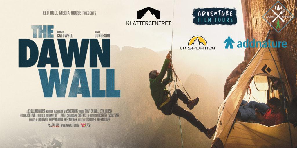 Filmen The Dawn Wall kommer till Sverige!