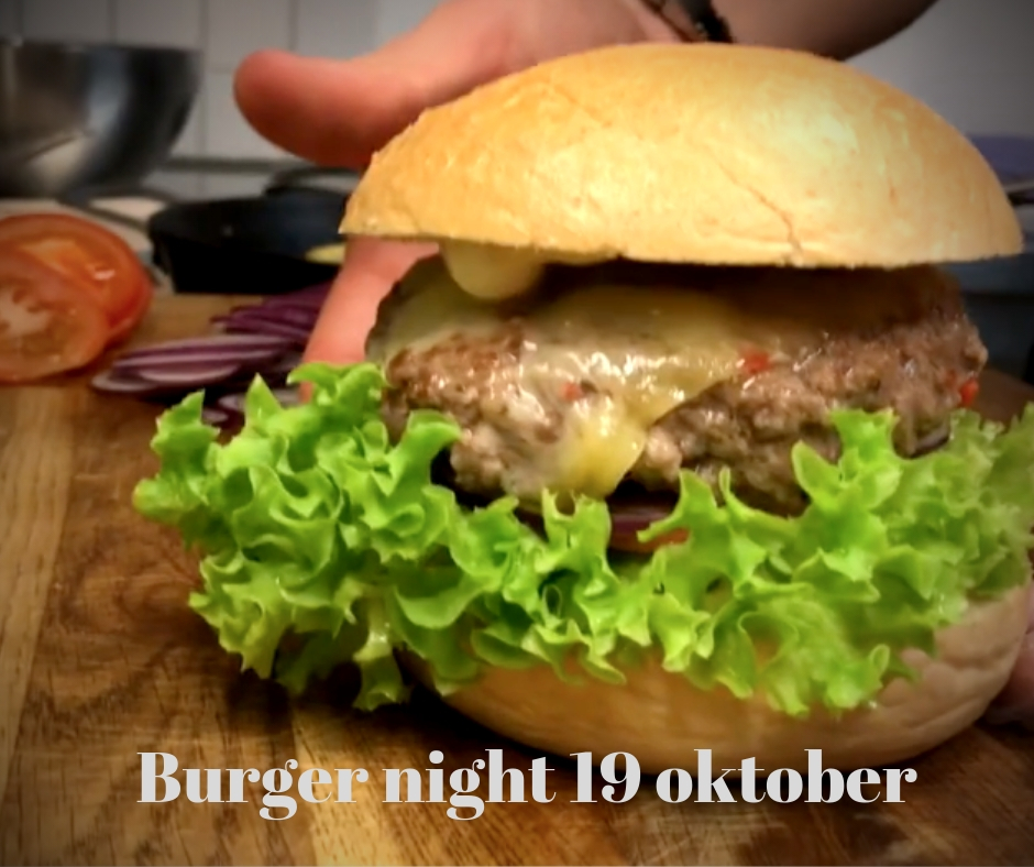 Burger night