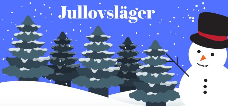 Jullovsaktiviteter på klättercentret