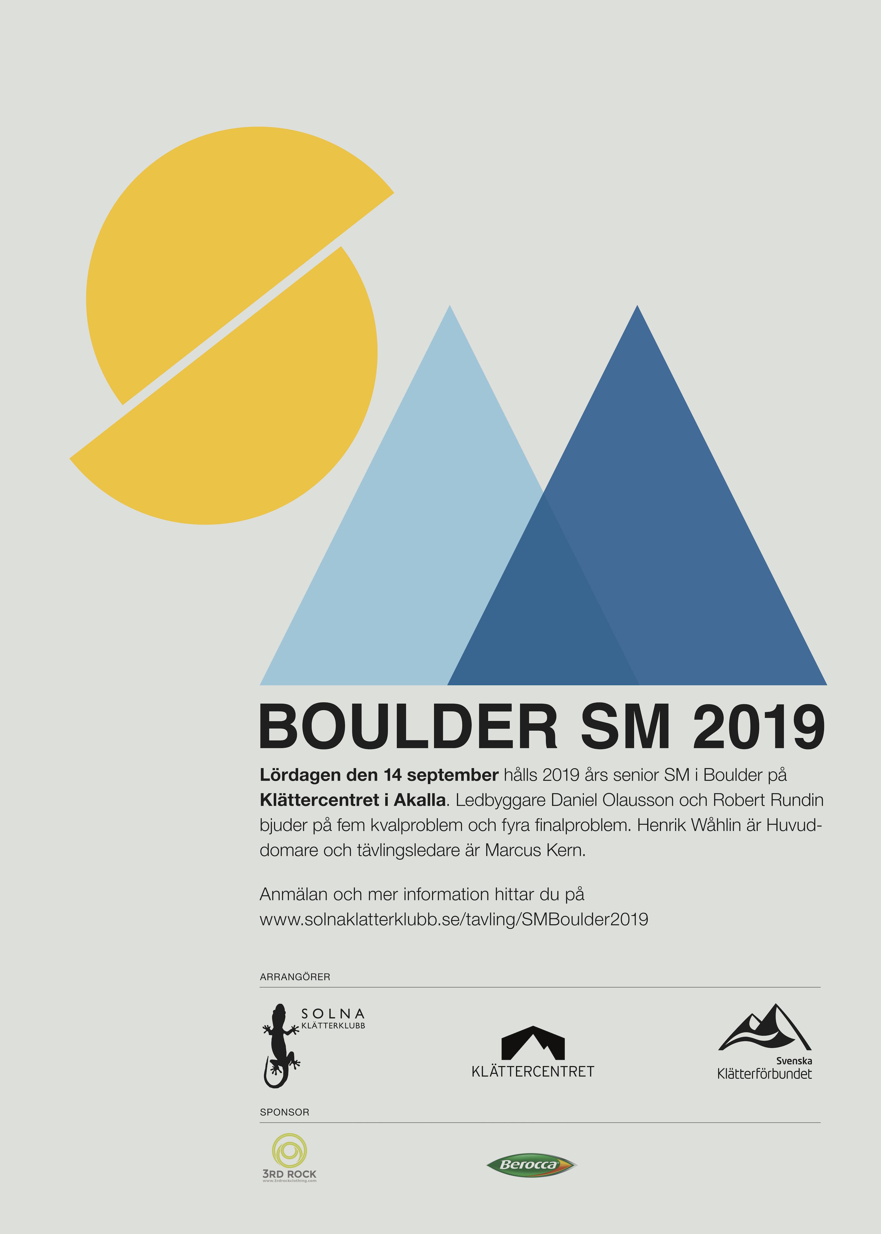 Houdini Boulder Blockout 2017
